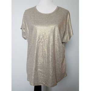 Two by Vince Camuto | Shimmer Top